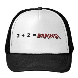 Zombie Math Hat