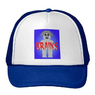 Zombie Minifig 'Brains' Cap