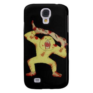 'Zombie Monkey' Galaxy S4 Case