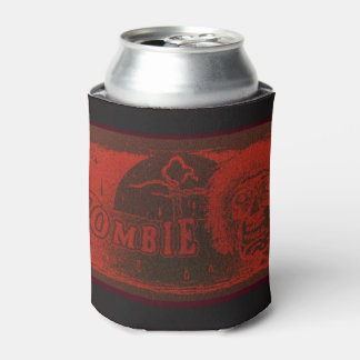 Zombie! Moonlight Tree/Red 2 Can Cooler