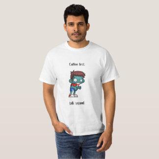 Zombie mornings T-Shirt