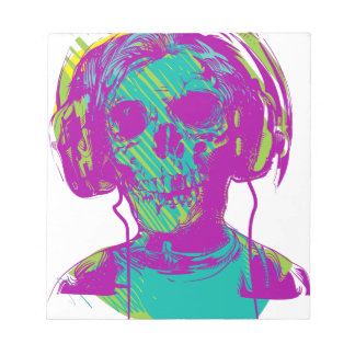 Zombie Music Notepad