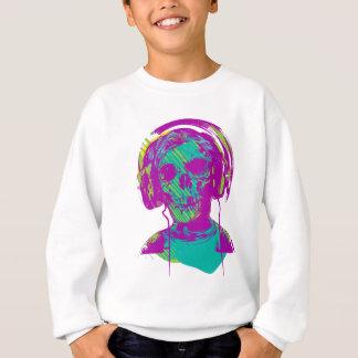 Zombie Music Sweatshirt