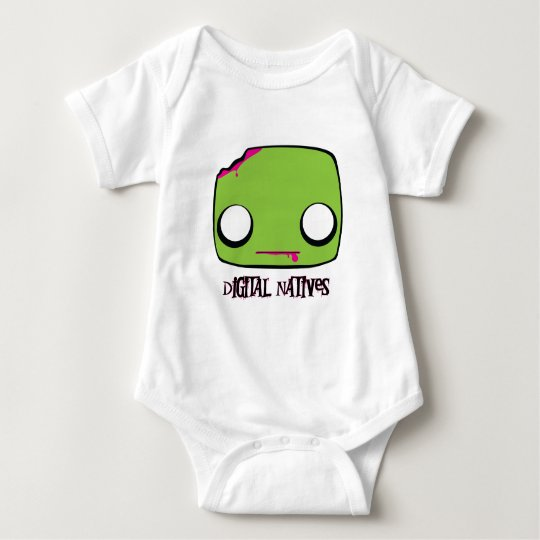 Zombie Native Baby Bodysuit