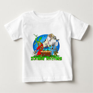 Zombie Nursery Rhymes T-shirts