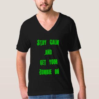 Zombie On Shirts