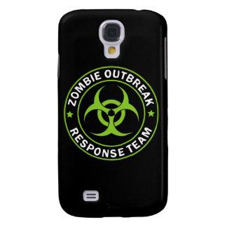 zombie outbreak response team bio hazard walking d galaxy s4 case