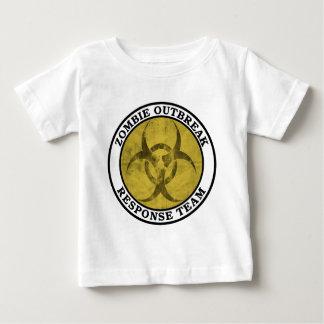 Zombie Outbreak Response Team (Biohazard) Baby T-Shirt