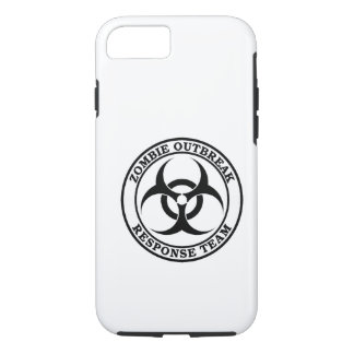 Zombie Outbreak Response Team (Biohazard) iPhone 7 Case