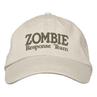 Zombie Outbreak Response Team Baseball Cap