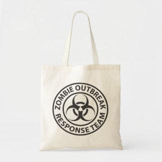Zombie Outbreak Response Team tote