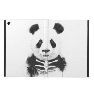 Zombie panda iPad air case