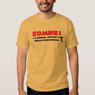 ZOMBIE pandemic tshirt