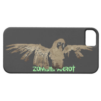 Zombie Parrot iPhone 5 Case