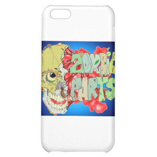 Zombie Parts Cover For iPhone 5C