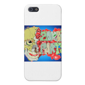 Zombie Parts Case For iPhone 5