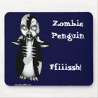 Zombie Penguin: Ffiiissh! Mouse Mat