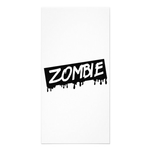 Zombie Photo Cards