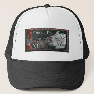 Zombie Pig Head Meats -Since 1968 Trucker Hat