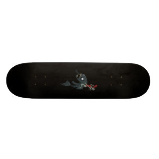 Zombie Pin-up girl of the seas 19.7 Cm Skateboard Deck