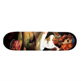 Zombie Pin Up Skateboard