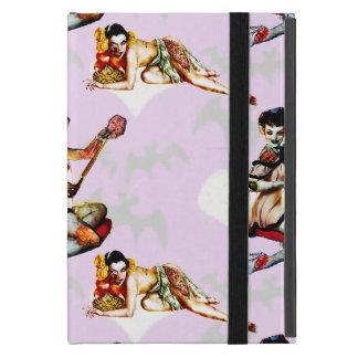 Zombie Pin Ups iPad Mini Covers