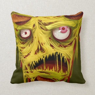 _zombie pizza cushion
