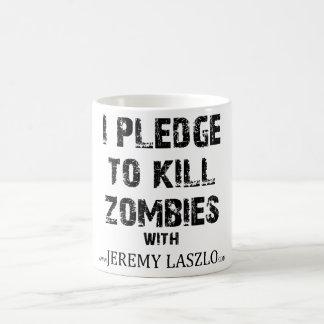 Zombie Pledge Morphing Mug