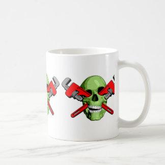 Zombie Plumber Mugs