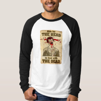 Zombie Poster T-Shirt