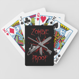 Zombie-Proof Playing Cards