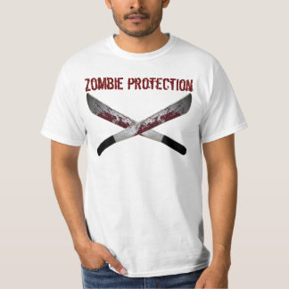 Zombie protection T T-Shirt