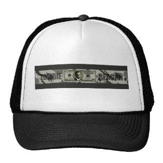 Zombie Reagan Mesh Hats