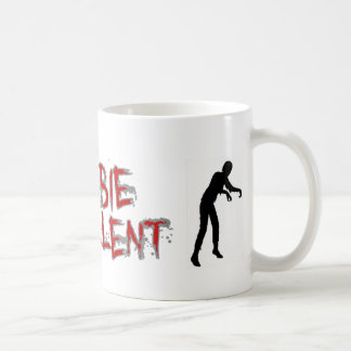 Zombie Repellent Mug! Coffee Mug