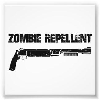 Zombie Repellent Art Photo
