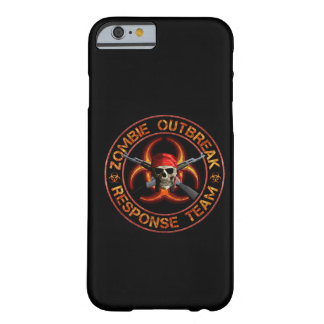 Zombie Response Team Barely There iPhone 6 Case