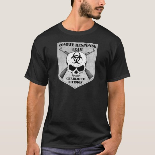 Zombie Response Team: Charlotte Division T-Shirt