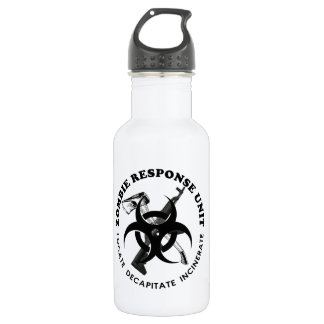 Zombie Response Team Customize 532 Ml Water Bottle