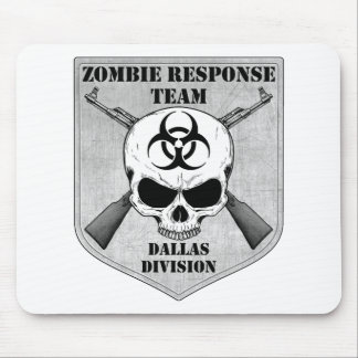 Zombie Response Team: Dallas Division Mouse Pad