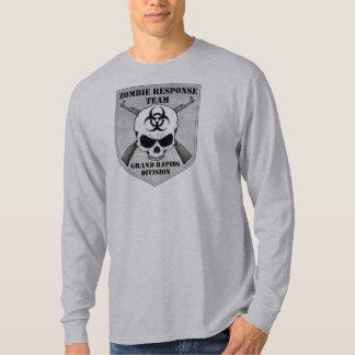 Zombie Response Team: Grand Rapids Division T Shirt