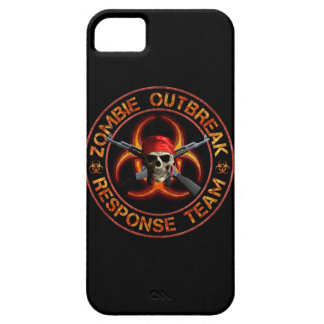 Zombie Response Team iPhone 5 Covers
