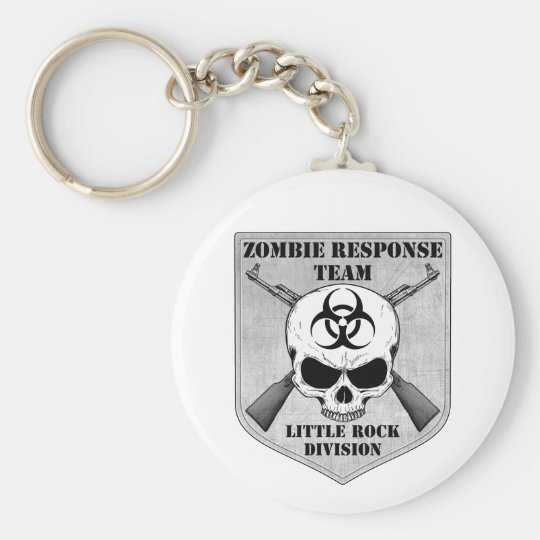 Zombie Response Team: Little Rock Division Key Ring