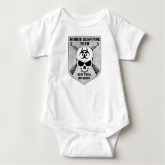 Zombie Response Team: New York Division Baby Bodysuit