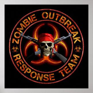 Zombie Response Team Poster
