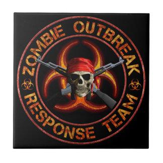 Zombie Response Team Tile