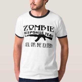 Zombie Response Team tshirt