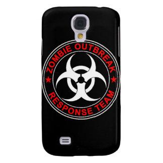 Zombie Response Team Walking Walkers Dead Galaxy S4 Case