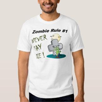 Zombie Rule Full T Shirt