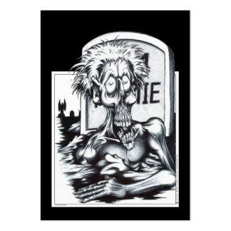 Zombie Sam Business Cards