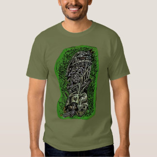 Zombie Sergeant, by Brian Benson T Shirts